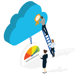 Cloud assurance and performance